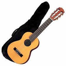 yamaha ukulele. yamaha gl1 guitalele 6 string nylon guitar ukulele w/ bag e