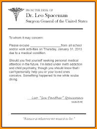 Fake Urgent Care Doctors Note Fake Doctors Note Urgent Care Work School Excuse How To A 5 6 For