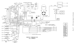 norton commando wiring diagram norton wiring diagrams norton commando wiring diagram