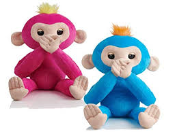 Interactive Boris (Blue) and Bella (Pink)- State-of-the-art Plush ...