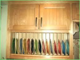 plate rack cabinet dish storage ideas kitchen plate rack cabinet plate storage rack kitchen a charming