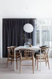 get to know everything about this minimalist dining room decor