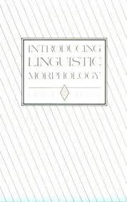 Linguistic Abebooks Introducing Laurie Morphology 9780852245828 Uw8vqFWxw