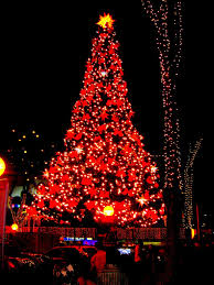 Giant Net Lights Giant Christmas Tree Araneta Center Cubao Mapio Net