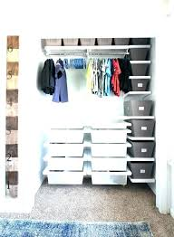 closet system 4 container systems elfa cost this space walk in closets this space elfa closet system