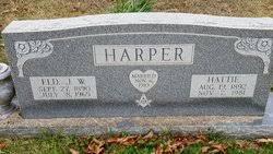 Hattie Ida Robertson Harper (1892-1981) - Find A Grave Memorial