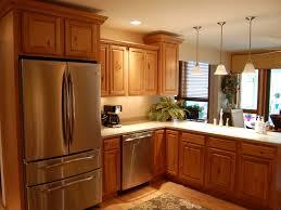 Honey Oak Kitchen Cabinets honey oak kitchen cabinets tags oak kitchen cabinets narrow 3072 by xevi.us