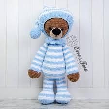 Crochet Bear Pattern Amazing 48 Crochet Teddy Bear Patterns Perfect For Cuddling