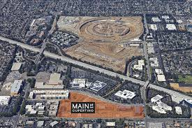 apple cupertino office. Apple Leases Two Large Cupertino Office Buildings Across From Campus 2