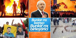 Kılıçdaroğlu Gezi'yi andı