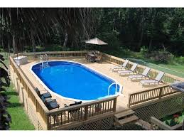 best 25 rectangle above ground pool ideas on above rectangle above ground pool with deck