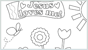 Free Printable Coloring Pages Religious Sheets For Preschoolers Best