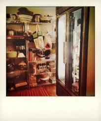 see through refrigerator. Bonnie Benwick\u0027s Refrigerator. (Bonnie Benwick/FTWP) See Through Refrigerator