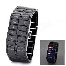fashion man s led digital display waterproof alloy wrist watch fashion man s led digital display waterproof alloy wrist watch black 1 x cr2016
