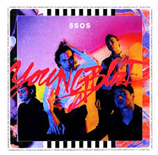 Youngblood 5 Seconds Of Summer Youngblood Cd