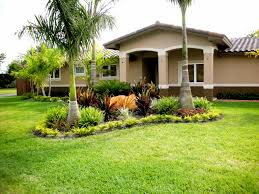Full Size of Garden Ideas:front Yard Landscaping Ideas With Palm Trees  Front Yard Landscaping ...