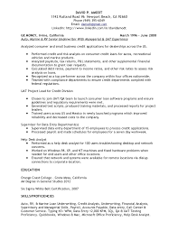 Terrific Credit Analyst Resume 74 For Your Resume Cover Letter with Credit  Analyst Resume