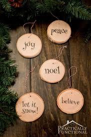 DIY Alternative Christmas Tree  Christmas Tree Alternative And Wooden Branch Christmas Tree
