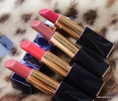 Estee Lauder Lipstick Shade Chart 4 Hot Estee Lauder Pure Color Envy Sculpting Lipstick Shades