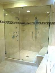 frameless glass shower door installation shower cost glass shower doors cost amazing popular custom frameless glass