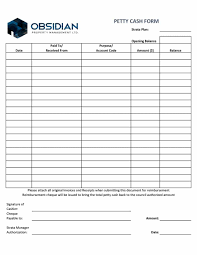Petty Cash Log Book 40 Petty Cash Log Templates Forms Excel Pdf Word Template Lab