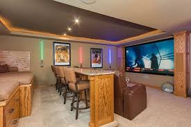 basement theater ideas. Image Of: Small Basement Home Theater Ideas Nice T