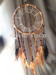 Bamboo Dream Catcher Online Shop 41pc Free Shipping Native American Style Feather Dream 2