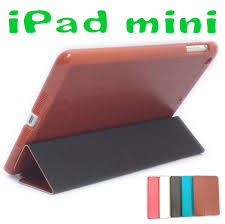 a thin leather case do you not protect your important ipad mini from a wound and dust stands type it is available with wearing dock connector