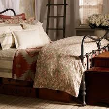 com ralph lauren amagansett layla fl sage queen duvet cover home kitchen