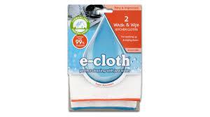 <b>Набор салфеток</b> антибактериальных для <b>уборки</b> E-Cloth ...