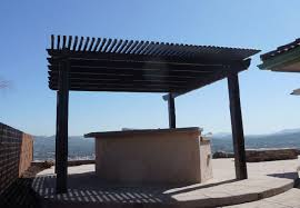 free standing aluminum patio covers. Free Standing Patio Cover In Santee, CA Aluminum Covers