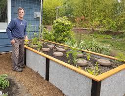 4 x12 x2 long rectangle raised garden bed kit