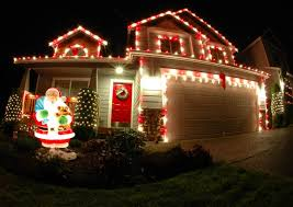 outdoor christmas lights house ideas. contemporary ideas great red and white outdoor christmas lights 77 on home decoration ideas  with house