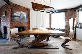 Popular Images Of Industrial Style In A Small Apartment In London 4