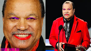Billy Dee Williams Comes Out! He said 'I'm Gender Fluid, I'm a GIRL' -  YouTube