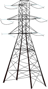 1900\'s new york high voltage tower with a wire by oceanrailroader on