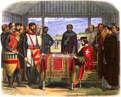 Carta Royaume De Nova Francia