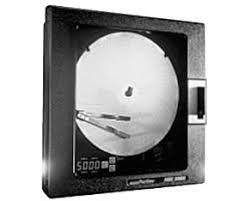 Partlow Mrc 5000 Circular Chart Recorder Obsolete Mrc5000 Chart Recorder Data Acquisition West Cs