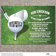 Golf Invitation Template Golf Invitation Template Free Download 4 Funny Templates