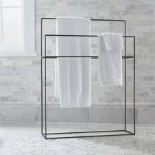Towel Racks Crate and Barrel
