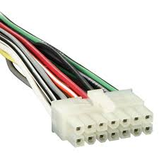 metra� pr14 0001 14 pin wiring harness with aftermarket stereo wiring harness stereo 2014 impala fleet metra� 14 pin wiring harness with aftermarket stereo plugs for pioneer