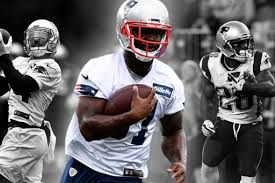 Previewing Patriots Running Backs And Sony Michels