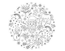 Disegni Di Natale Per Bambini Gratis