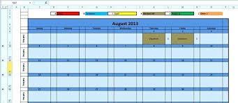 Excel Monthly Calendar Monthly Calendar Excel Excel Monthly Calendar ...