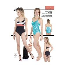 One Piece Swimsuit Pattern Amazing Design