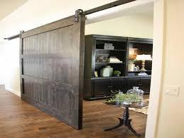 large interior barn doors