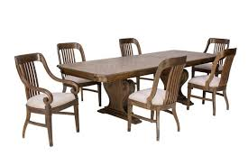 jefferson dining table 6 chairs