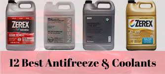 Best Antifreeze Coolants Reviews And Buyers Guide Auto