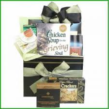 posts ged bereavement gift baskets
