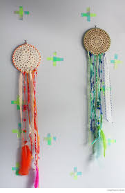 Diy Dream Catchers For Kids Bondville DIY Dreamcatcher Kit For Girls 44